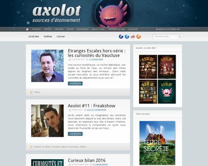 axolot.info Patrick