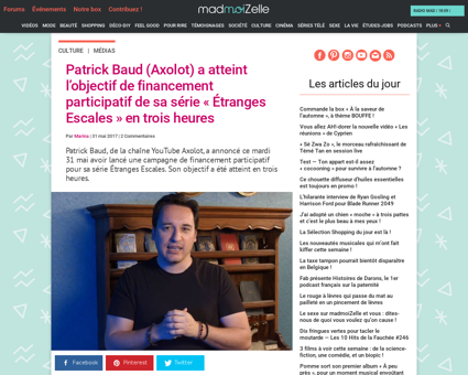 Patrick BAUD