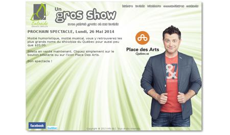 ungrosshow.com Patrick