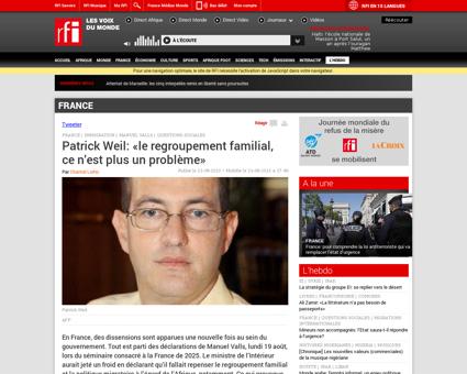 Patrick WEIL