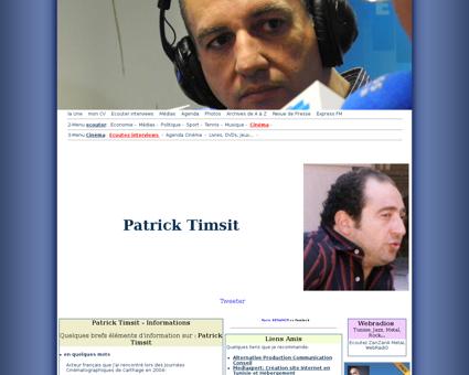 Patrick Timsit  Patrick