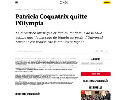 Paulette COQUATRIX
