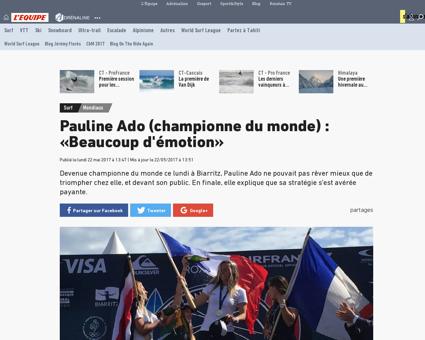 paulineado.fr Pauline