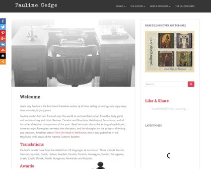 paulinegedge.com Pauline