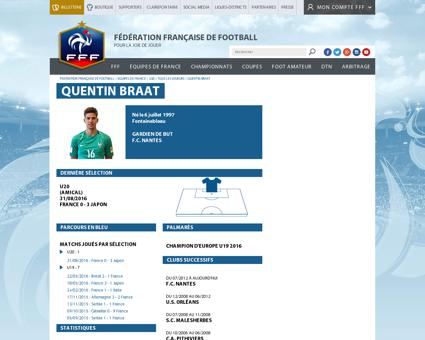 Quentin BRAAT