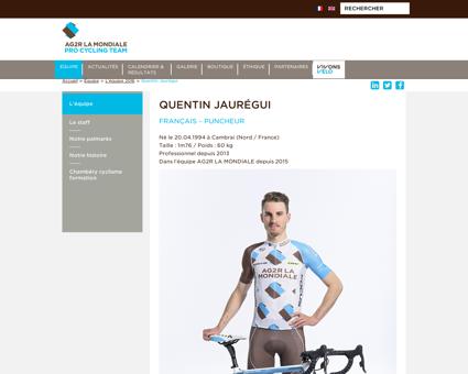 Quentin JAUREGUI