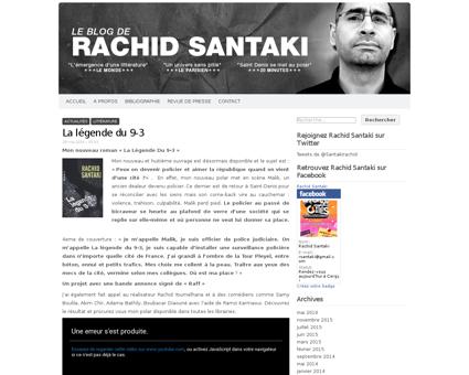 rachidsantaki.com Rachid