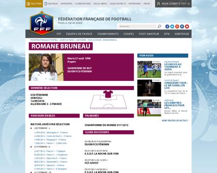 2543307303 romane bruneau Romane