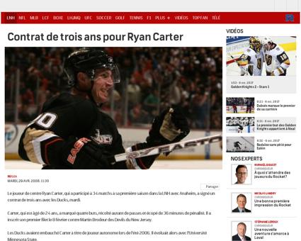Ryan CARTER