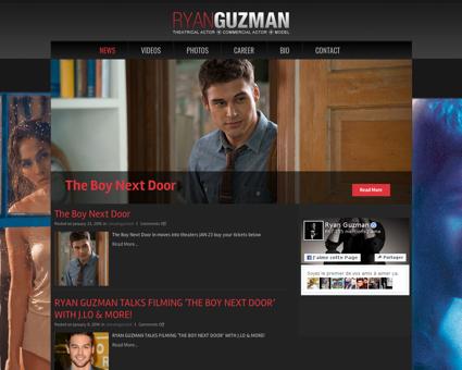 ryanaguzman.com Ryan