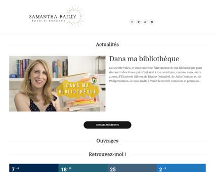 samantha bailly.com Samantha