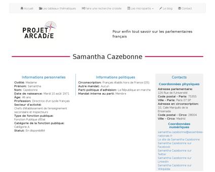 OMC PA721166 Samantha