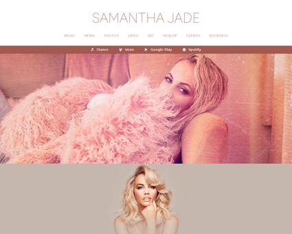 Samanthajadeofficial.com Samantha
