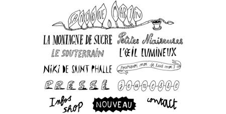 sandrinemartin.com Sandrine