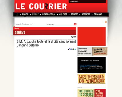 Sandrine SALERNO