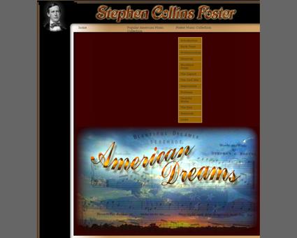 stephen foster songs.de Stephen