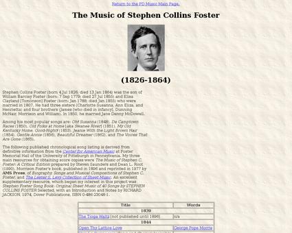 Foster Stephen