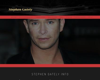 stephengately.co.uk Stephen