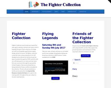 fighter collection.com Stephen