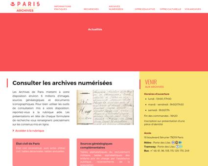 archives.paris.fr Stephen