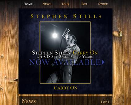 Stephenstills.com Stephen