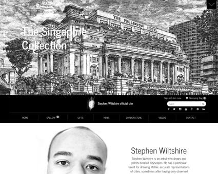 stephenwiltshire.co.uk Stephen