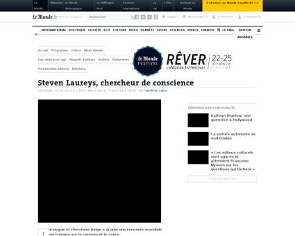 Steven LAUREYS