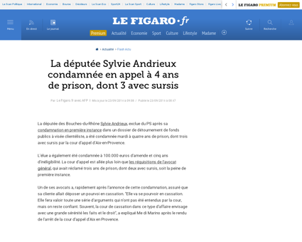 Sylvie ANDRIEUX