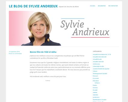 Sylvieandrieux.wordpress.com Sylvie