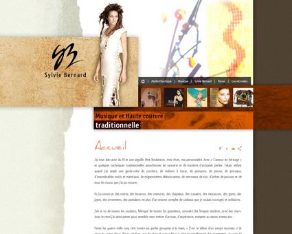 sylviebernard.com Sylvie