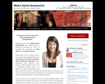maitre noachovitch.fr Sylvie