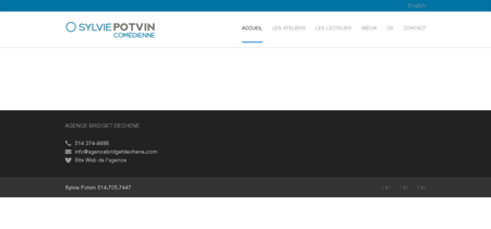 Sylviepotvin.com Sylvie