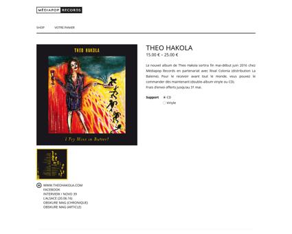 Theo hakola Theo