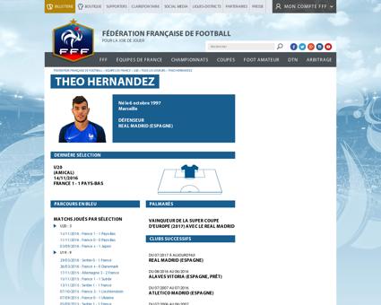 983 theo hernandez Theo