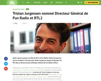 Tristan JURGENSEN