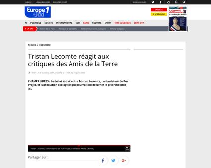 Tristan LECOMTE