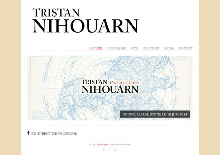 tristannihouarn.com Tristan