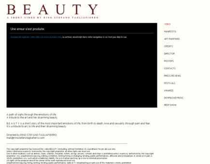 Beauty video William