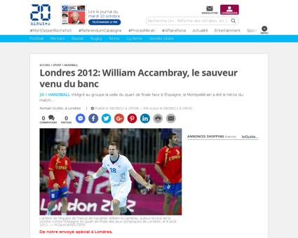 William ACCAMBRAY