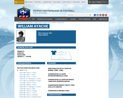 94 william ayache William
