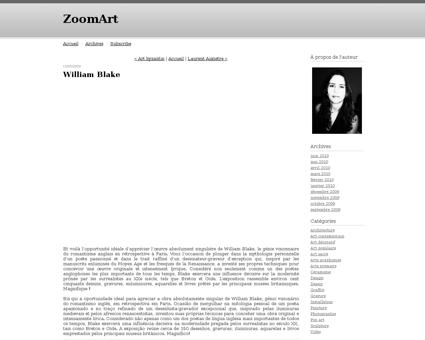 William blake William