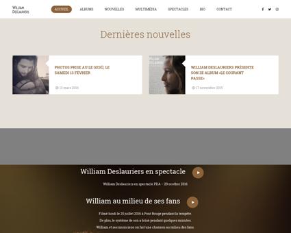 williamdeslauriers.com William