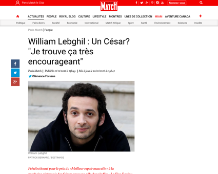 William LEBGHIL