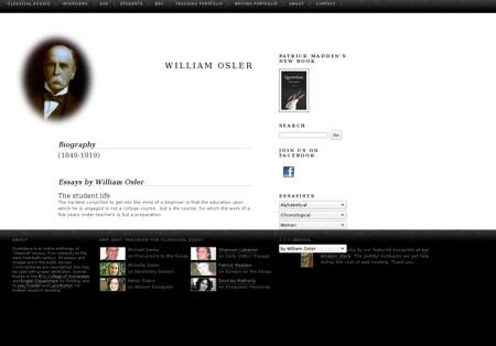 Osler William
