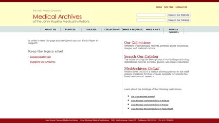 medicalarchives.jhmi.edu William