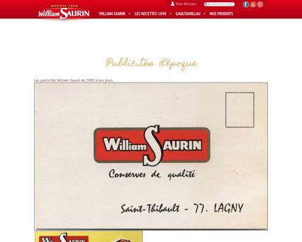 william saurin.fr William