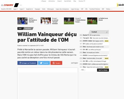 William VAINQUEUR