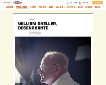William sheller desenchante 1445935 William