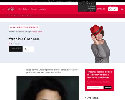 Yannick GRANNEC