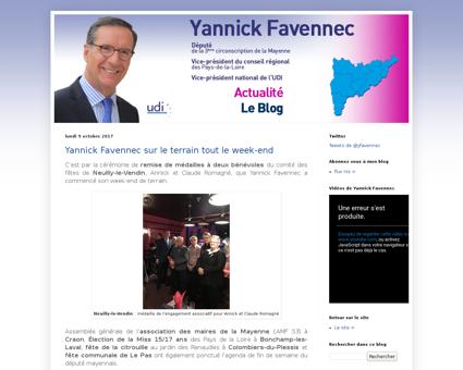 Favennecactualite.blogspot.fr Yannick